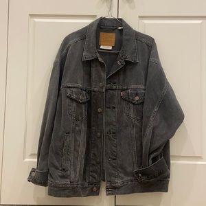 Oversized Denim Jacket Levi's